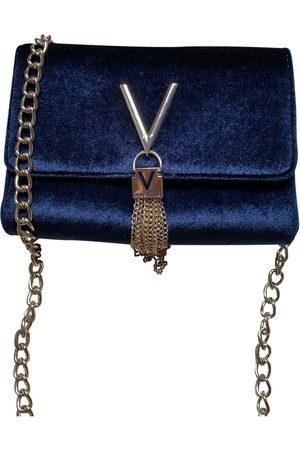 Valentino by Mario Valentino All over chain velvet handbag