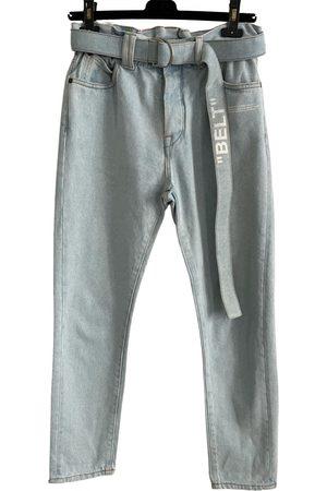 OFF-WHITE Slim jean