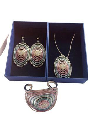 Swarovski Women Jewellery Sets - Crystal jewellery set