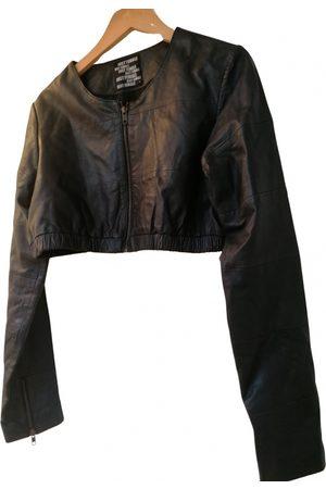 Just Female Leather biker jacket