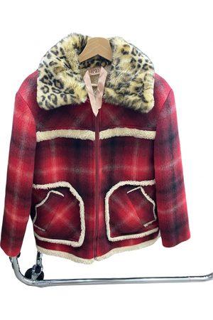 Nº21 Wool biker jacket