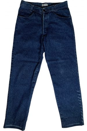 Stone Island Men Straight - Straight jeans