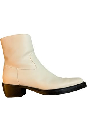 GIA Women Ankle Boots - Gia x Pernille leather ankle boots