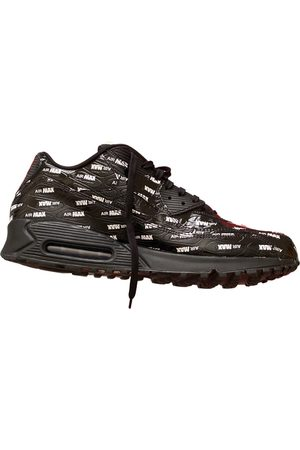 Nike Men Sneakers - Air Max 90 leather low trainers