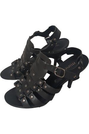 Minelli Women Sandals - Leather sandal