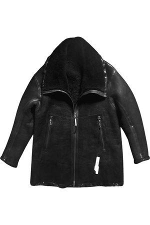ISAAC SELLAM EXPERIENCE Shearling jacket