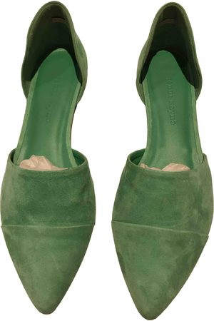 Jenni Kayne Leather ballet flats