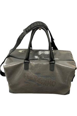 Salvatore Ferragamo Cloth weekend bag