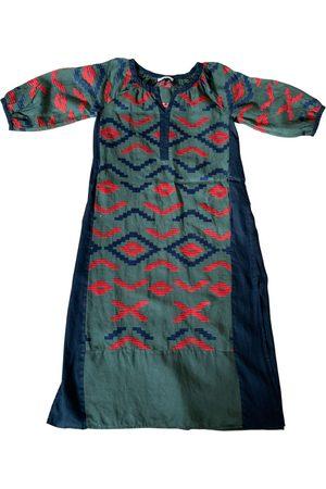 Greek Archaic Kori Linen maxi dress