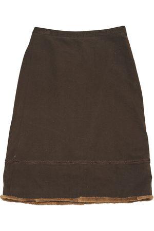 ANDREW GN Mid-length skirt