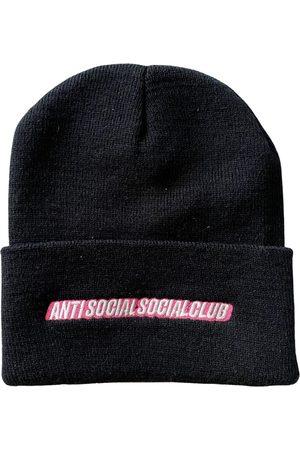ANTI SOCIAL SOCIAL CLUB Cloth hat