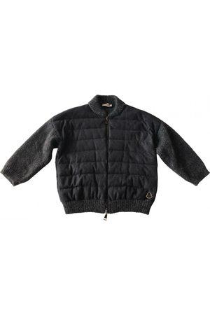 Moncler Cashmere biker jacket