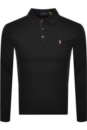 Ralph Lauren Long Sleeved Polo T Shirt