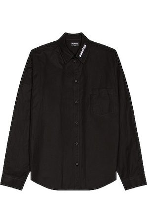 Balenciaga L/S Large Fit Shirt in