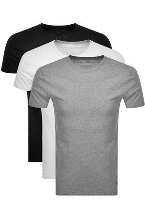 Ralph Lauren Men Short Sleeve - 3 Pack Short Sleeve T Shirts