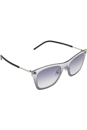 Marc Jacobs Grey/Grey Gradient MARC 25/S Square Sunglasses