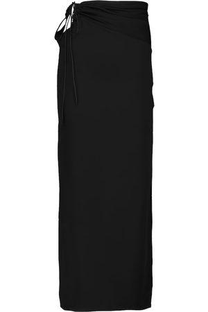 CHRISTOPHER ESBER Women Maxi Skirts - Cutout maxi skirt