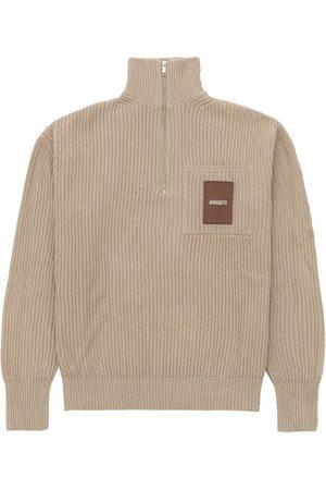 Axel Arigato Sweatshirts - Ascot Half Zip Knit