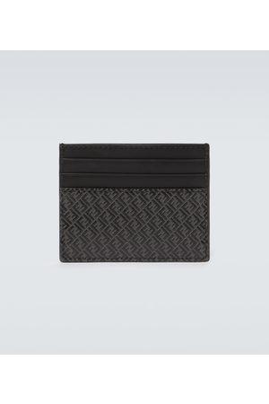 Fendi Men Wallets - FF leather cardholder