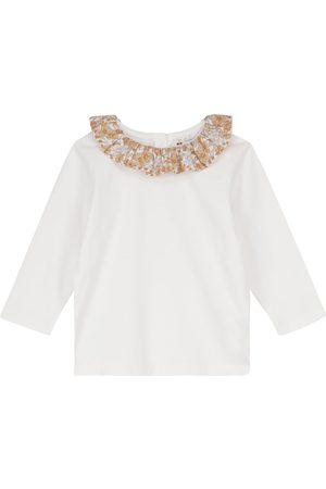 BONPOINT Tops - Tiame long-sleeved cotton top