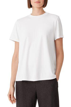 Eileen Fisher Women T-shirts - Women's Organic Cotton T-Shirt