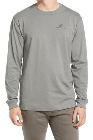 Southern Tide Men Long Sleeve - Men's Men's Dirt Never Hurt Long Sleeve Graphic T-Shirt