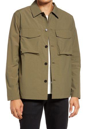 WoodWood Men Jackets - Men's Fabien Tech Overshirt