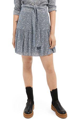 Scotch&Soda Women Printed Skirts - Women's Printed Miniskirt