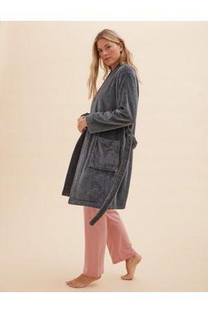 Marks & Spencer Kimono Fleece Dressing Gown