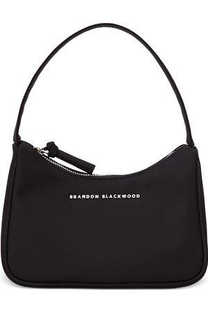 Brandon Blackwood Nylon Shoulder Bag