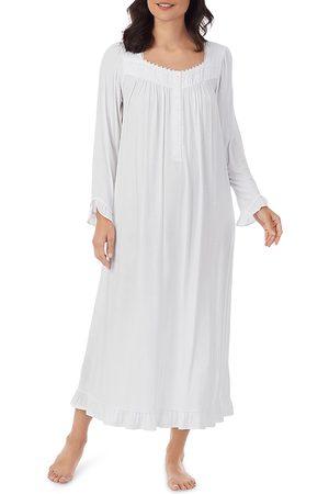 Eileen West Ballet Ruffled Nightgown