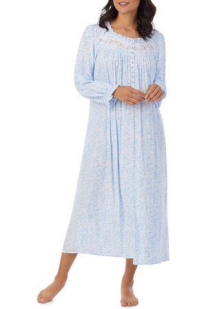 Eileen West Ballet Printed Nightgown