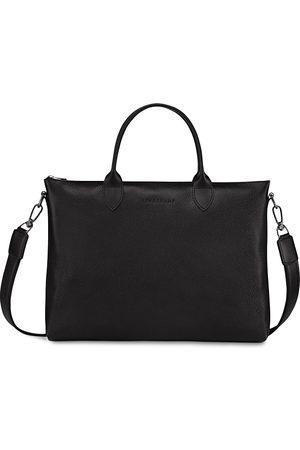 Longchamp Leather Briefcase