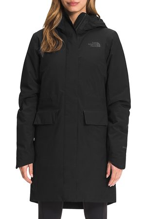 The North Face Women's City Breeze Insulated Parka