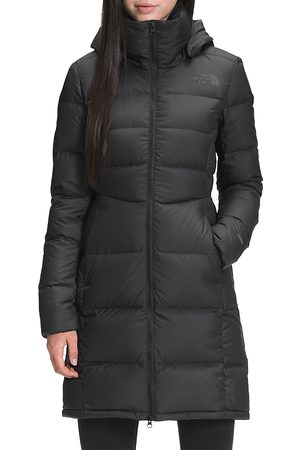 The North Face Metropolis Hooded Down Parka