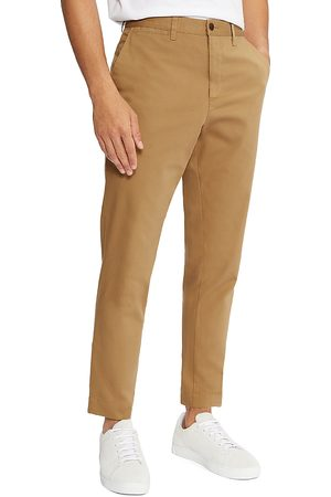 Ted Baker Genbee Camburn Cotton Blend Relaxed Chino Pants