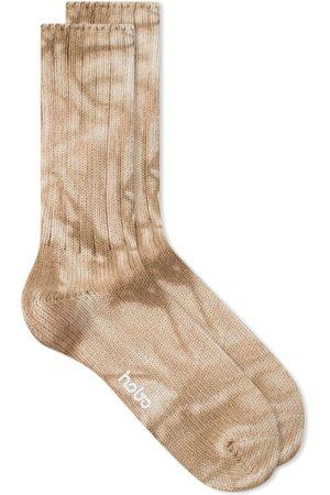 Hobo Men Neckties - Tie-Dyed Crew Socks