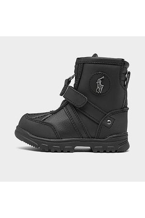Polo Ralph Lauren Kids' Toddler Conquered High Casual Boots in / Size 4.0 Leather