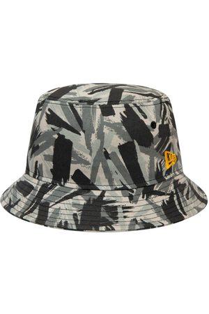New Era Men Hats - Cotton Camo Tapered Bucket Hat
