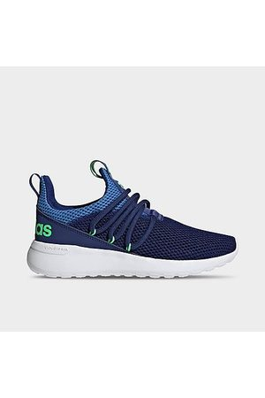 adidas Boys Casual Shoes - Boys' Big Kids' Essentials Lite Racer Adapt 3.0 Casual Shoes in /Victory Size 3.5