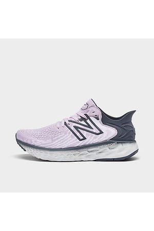New Balance Women Running - Women's Fresh Foam 1080v11 Running Shoes in Purple/Astral Glow Size 6.0