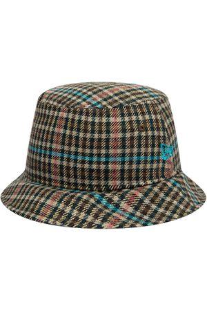 New Era Men Hats - Tech Check Bucket Hat