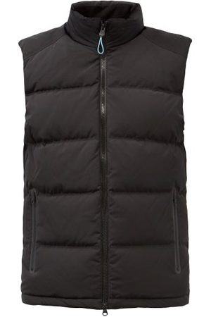 Orlebar Brown Men Gilets - Sommers Quilted Down Gilet - Mens