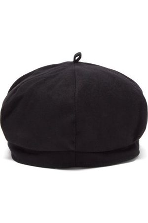 OUR LEGACY Men Hats - Wool-blend Felt Beret - Mens