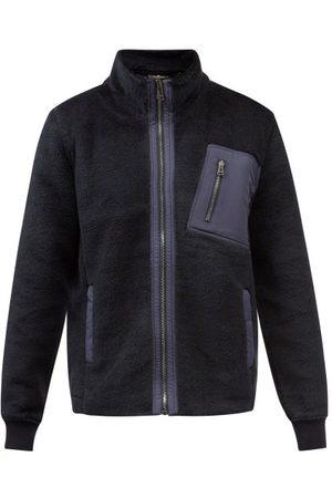 Belstaff Herne Fleece Jacket - Mens - Navy