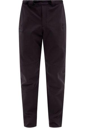 Greater than A Men Skinny Pants - Cold-Wll* - Technicl-shell Slim-leg Trousers - Mens - Blck