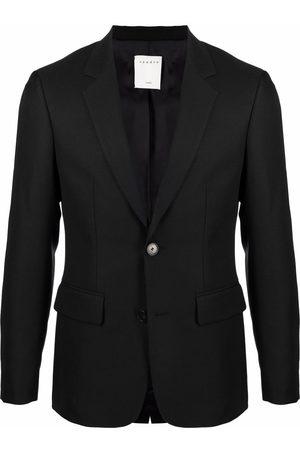 Sandro Alpha wool suit jacket