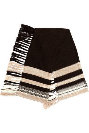 JONATHAN SIMKHAI Ulanni fringed scarf