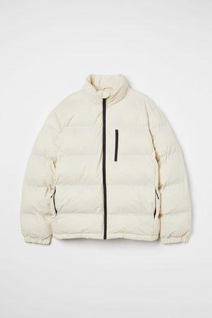 H&M Men Puffer Jackets - Water-repellent Jacket