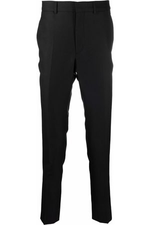 Sandro Men Skinny Pants - Slim-fit suit trousers